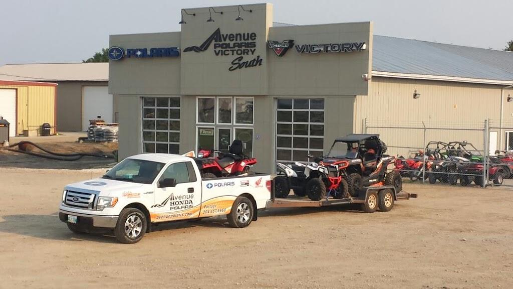 Avenue Polaris Kawasaki South | car repair | 167 Loren Dr, Morden, MB R6M 1A6, Canada | 2048225550 OR +1 204-822-5550