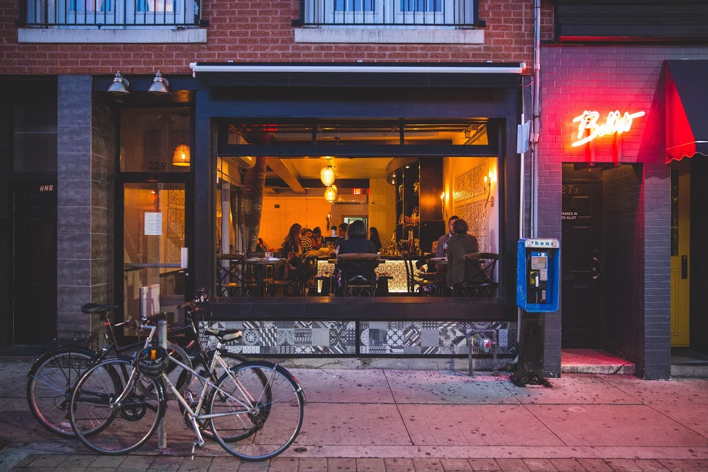 Bar Sybanne | restaurant | 229 Ossington Ave, Toronto, ON M6J 2Z8, Canada | 6473509229 OR +1 647-350-9229