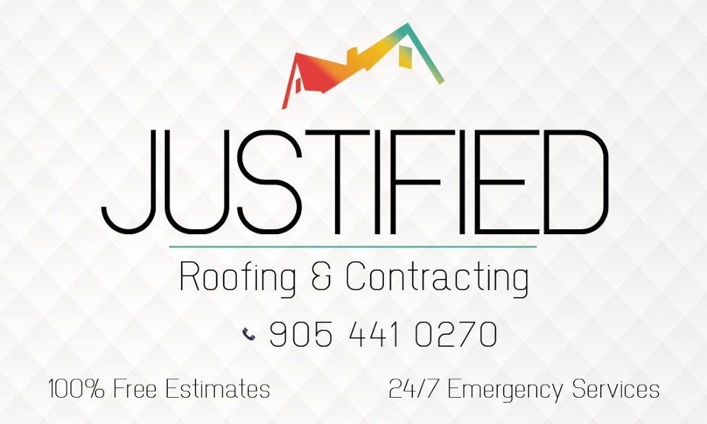 Justified Roofing Company and Contractors Oshawa | roofing contractor | 1120 Valley Ct, Oshawa, ON L1J 3M6, Canada | 9054410270 OR +1 905-441-0270