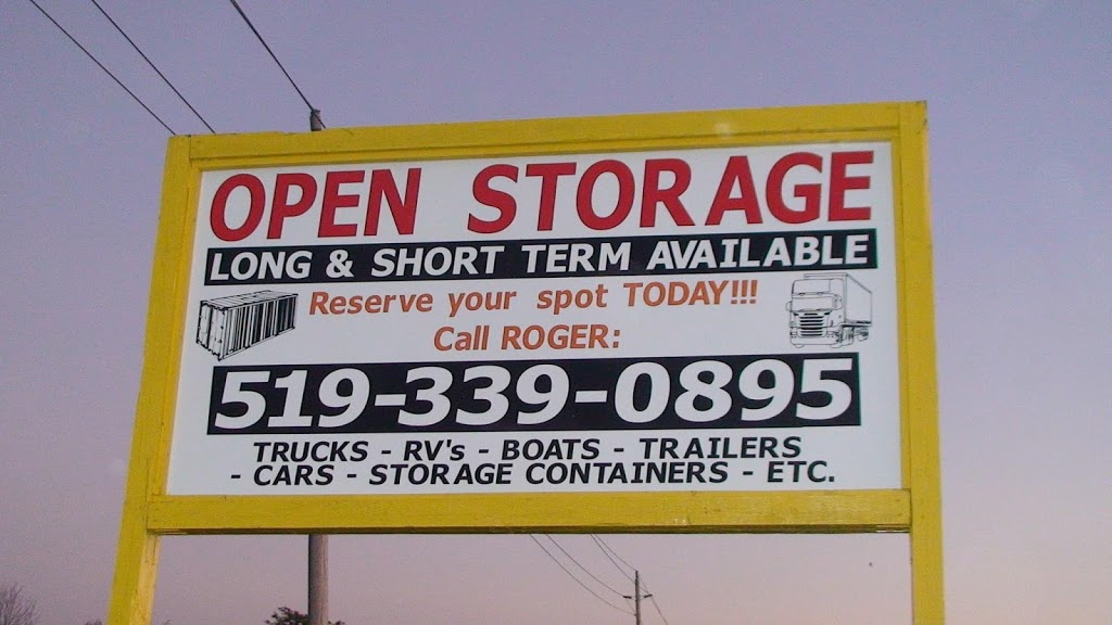 Vandenheuvel Storage | storage | 1485 Churchill Rd, Sarnia, ON N7T 7H3, Canada | 5193390895 OR +1 519-339-0895