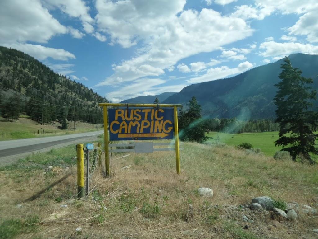 Rustic Campground   campground   Okanagan-Similkameen G, BC V0X 1N1, Canada   2502928393 OR +1 250-292-8393