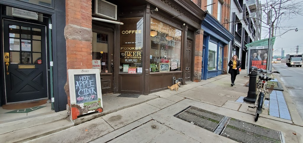 The Cannonball | cafe | 641 Queen St E, Toronto, ON M4M 1G4, Canada | 4164630500 OR +1 416-463-0500
