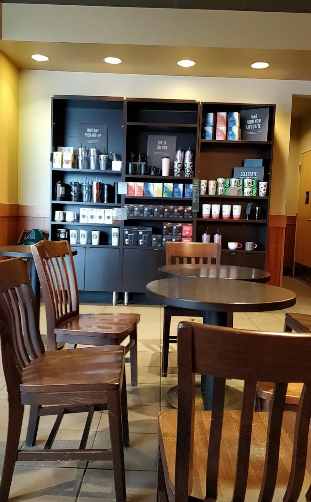 Starbucks - Cafe | 11821- 26 Ave SW, James Mowatt Trail, Edmonton AB