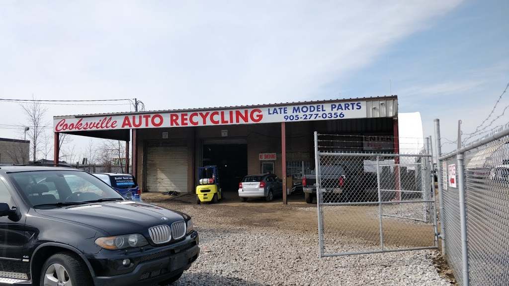 Cooksville Auto Recycling | car repair | 3402 Mavis Rd, Mississauga, ON L5C 1T8, Canada | 9052770356 OR +1 905-277-0356