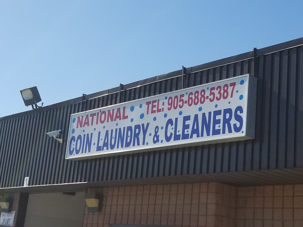 National Coin Laundry/Cleaners & Coin Car Wash | laundry | 69 Eastchester Ave, St. Catharines, ON L2P 2Y6, Canada | 9056885387 OR +1 905-688-5387
