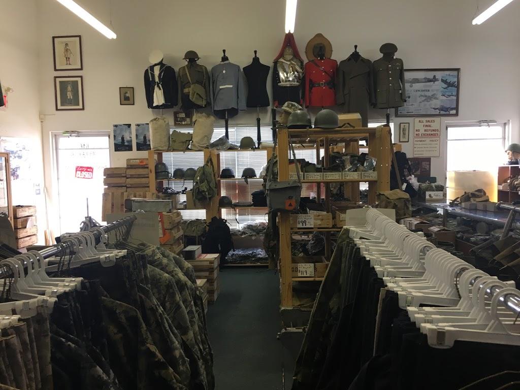 Things Military Ltd   store   3208 8 Ave NE #616, Calgary, AB T2A 7V8, Canada   4032354713 OR +1 403-235-4713
