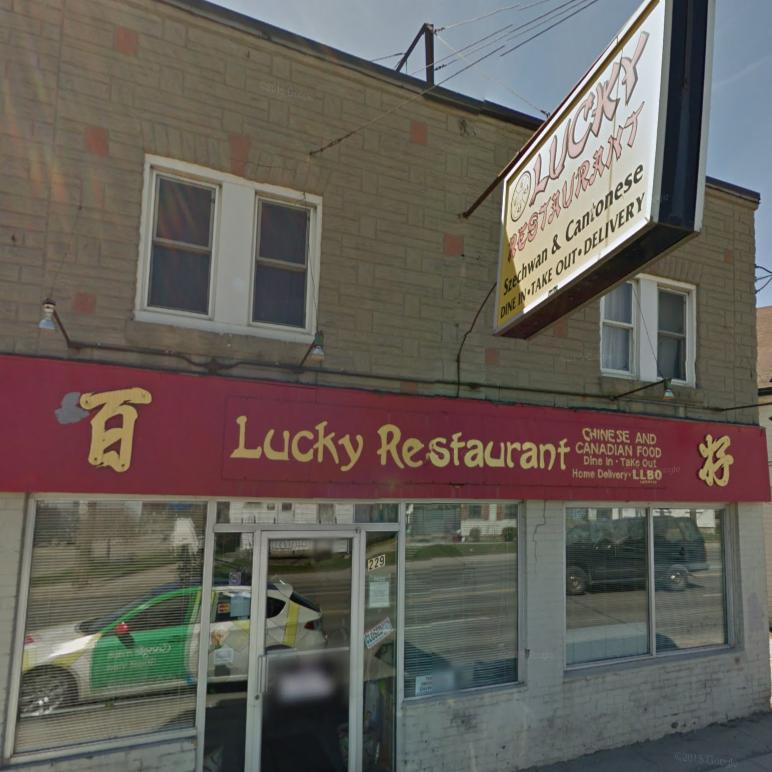 Lucky Restaurant | restaurant | 229 Hamilton Rd, London, ON N5Z 1P9, Canada | 5194336191 OR +1 519-433-6191