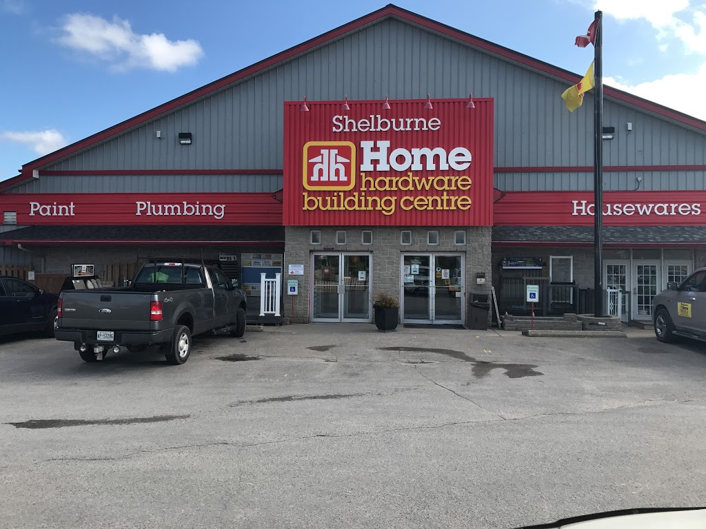 Shelburne Home Hardware Building Centre   home goods store   725 Steeles St, Shelburne, ON L9V 3M7, Canada   5199253991 OR +1 519-925-3991