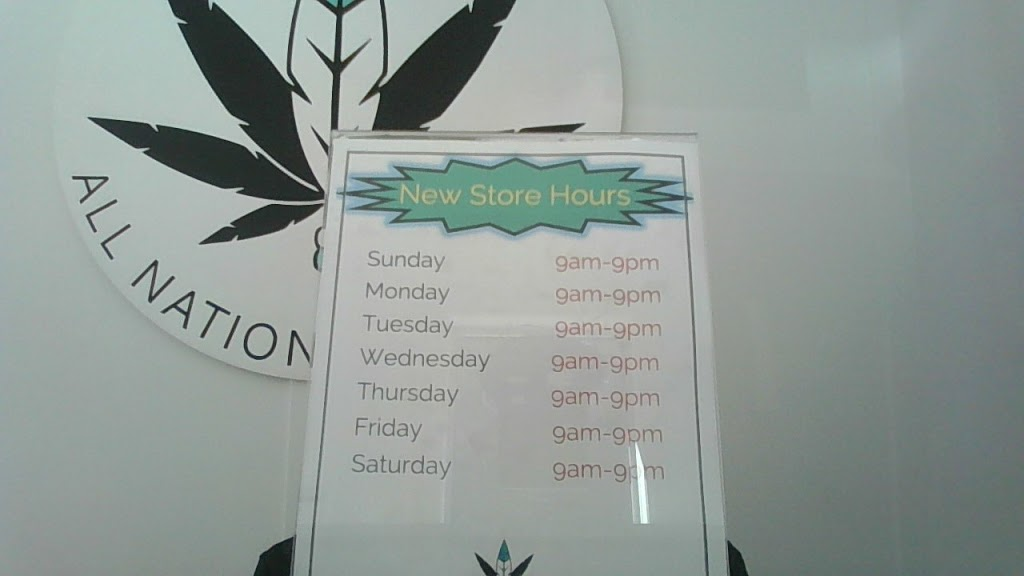 All Nations Cannabis | store | 4088 Columbia Valley Rd, Cultus Lake, BC V2R 4Y1, Canada | 6047054321 OR +1 604-705-4321