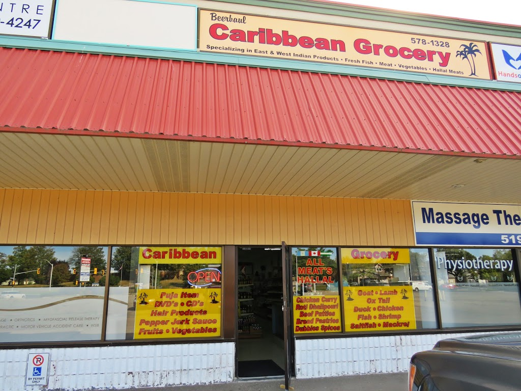 Beerbaul Caribbean Groceries | store | 450 Westheights Drive, Kitchener, ON N2N 2B9, Canada | 5195781328 OR +1 519-578-1328