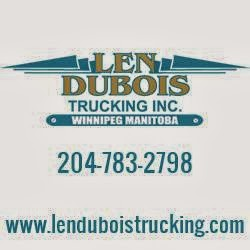 Len Dubois Trucking | moving company | 1001 Elgin Ave, Winnipeg, MB R3E 1B5, Canada | 2047832798 OR +1 204-783-2798