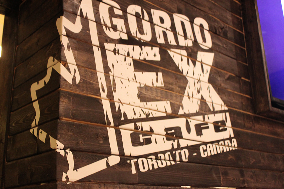 Gordo EX Cafe | restaurant | 1048 Bathurst St, Toronto, ON M5R 3G7, Canada | 6477489222 OR +1 647-748-9222