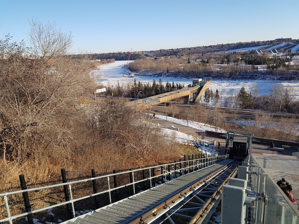 Mechanized River Valley Access | park | Downtown, Edmonton, AB T5J 0N6, Canada | 7809445555 OR +1 780-944-5555
