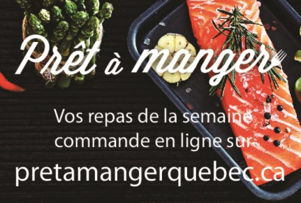 Prêt à manger Québec | meal delivery | 5350 Boulevard Henri-Bourassa #170, Québec, QC G1H 6Y8, Canada | 4184550634 OR +1 418-455-0634