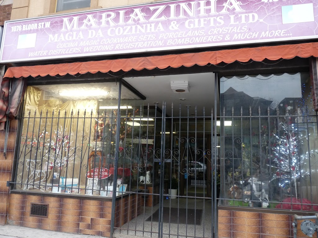 Mariazinha Magia Da Cozinha | furniture store | 529 Rogers Rd, York, ON M6M 1B4, Canada | 4165373225 OR +1 416-537-3225