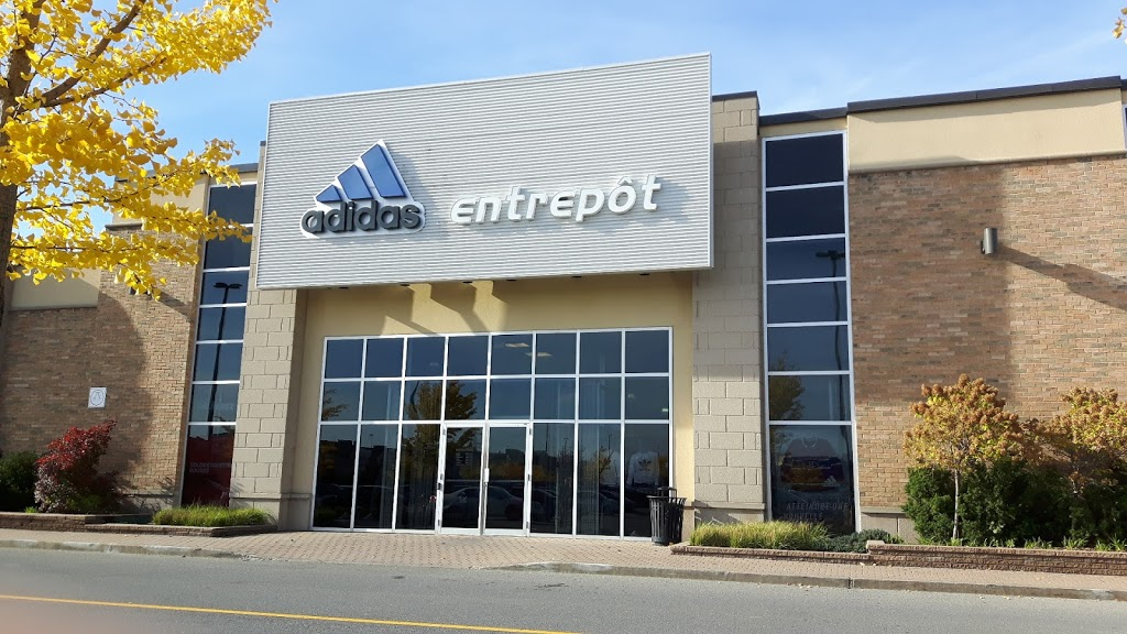 adidas Outlet | clothing store | 583-1203 Chemin Touraine, rang 61, Boucherville, QC J4B 5E4, Canada | 4506459997 OR +1 450-645-9997