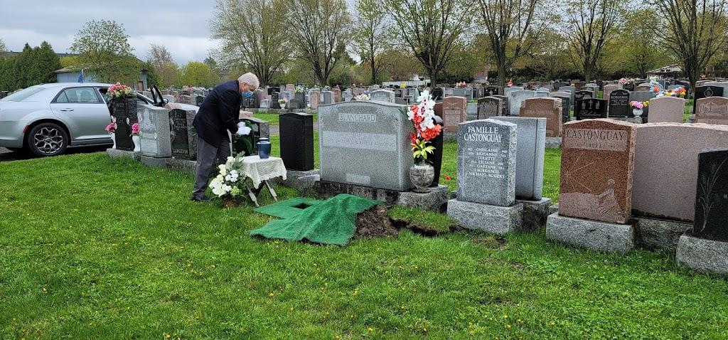 Cimetière Saint-Georges | cemetery | 2178 Rue Labelle #2026, Longueuil, QC J4J 3K9, Canada | 4506776369 OR +1 450-677-6369