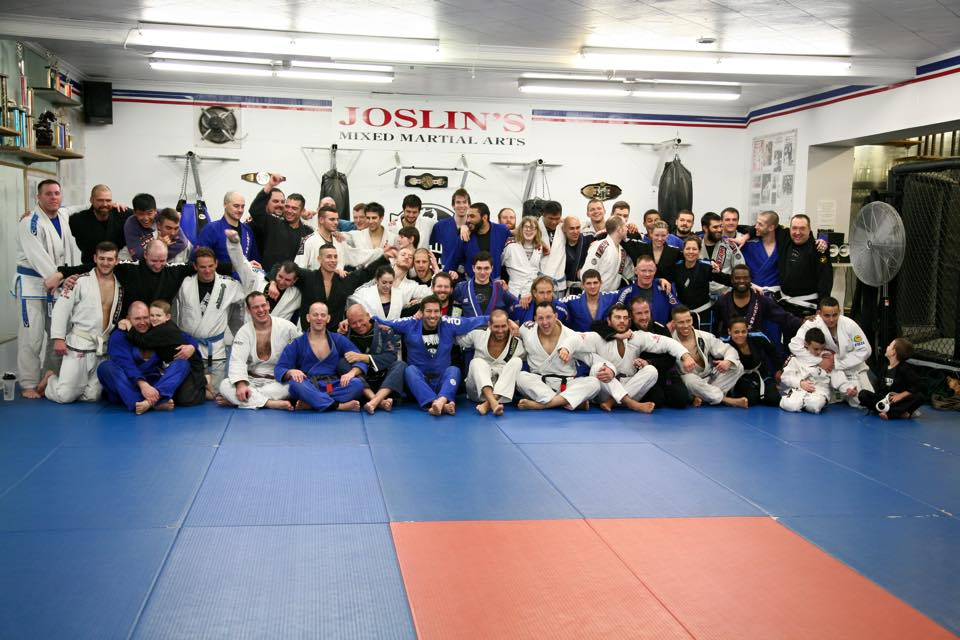 Joslins Mixed Martial Arts | gym | 436 Concession St, Hamilton, ON L9A 1C2, Canada | 9053833539 OR +1 905-383-3539