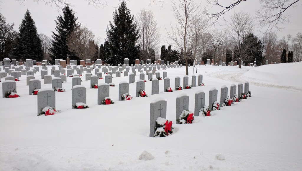 National Military Cemetery of the Canadian Forces | cemetery | 280 Beechwood Ave, Vanier, ON K1L 8A6, Canada | 8669909530 OR +1 866-990-9530