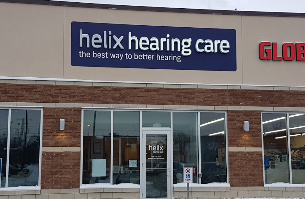Helix Hearing Care | doctor | 1905 Lansdowne St W Unit D4, Peterborough, ON K9K 0C9, Canada | 7052433447 OR +1 705-243-3447