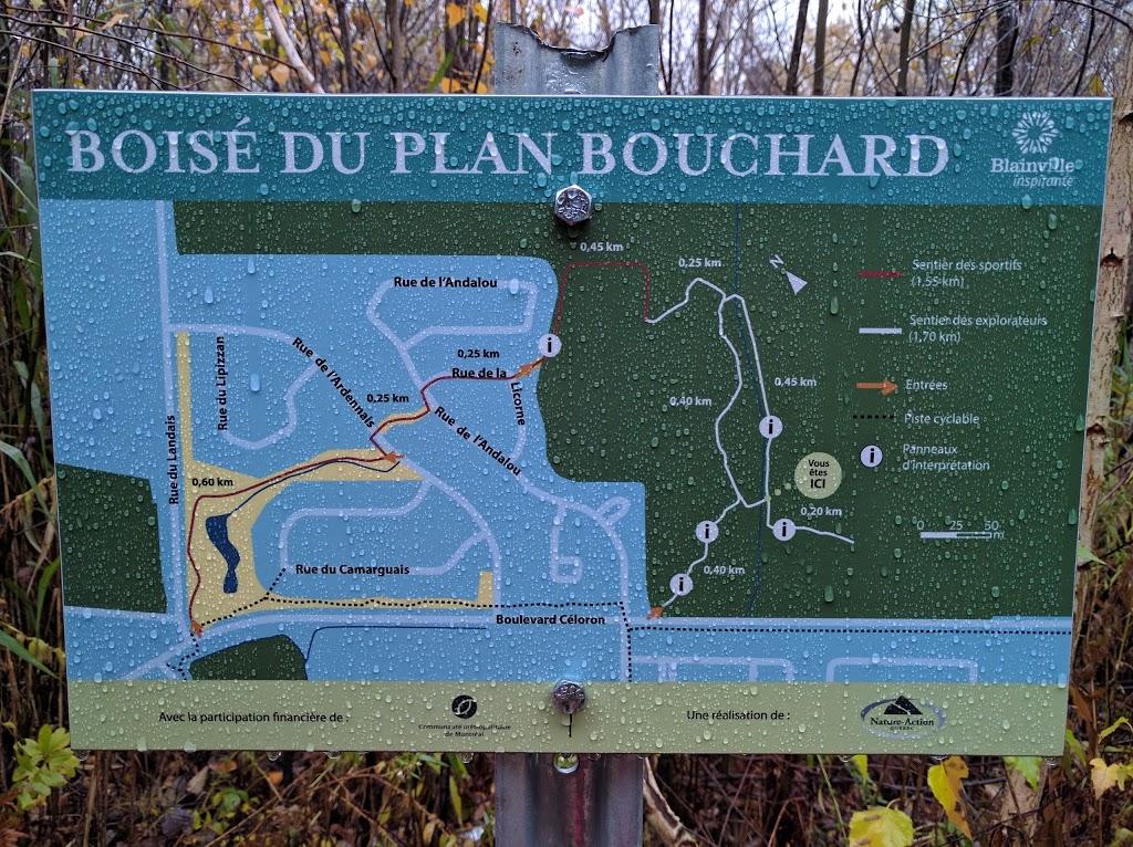 Micromusée du Plan Bouchard | museum | Boulevard Céloron, Blainville, QC J0N 1H0, Canada | 4504345206 OR +1 450-434-5206