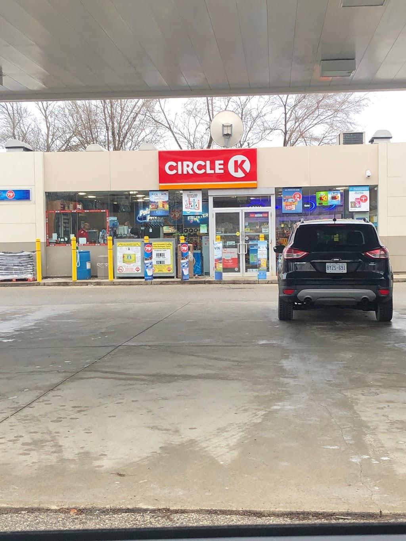 Circle K   car wash   33 Wilson St W, Ancaster, ON L9G 1N1, Canada   9056484434 OR +1 905-648-4434