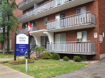 Granite Manor Apartments | point of interest | 36 Herkimer St, Hamilton, ON L8P 2G4, Canada | 9055211486 OR +1 905-521-1486