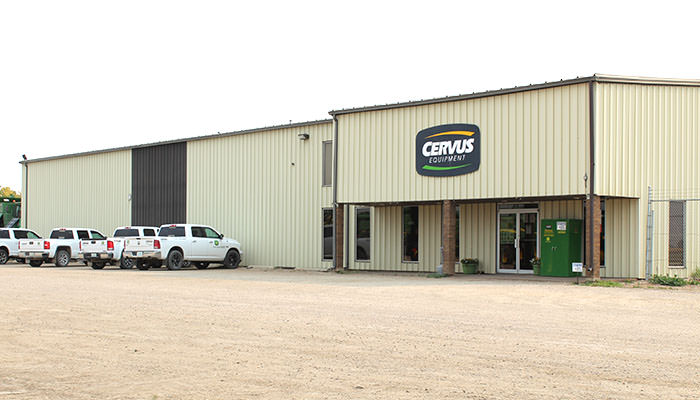 Cervus Equipment John Deere   point of interest   Hwy 2 South, Watrous, SK S0K 4T0, Canada   3069463362 OR +1 306-946-3362