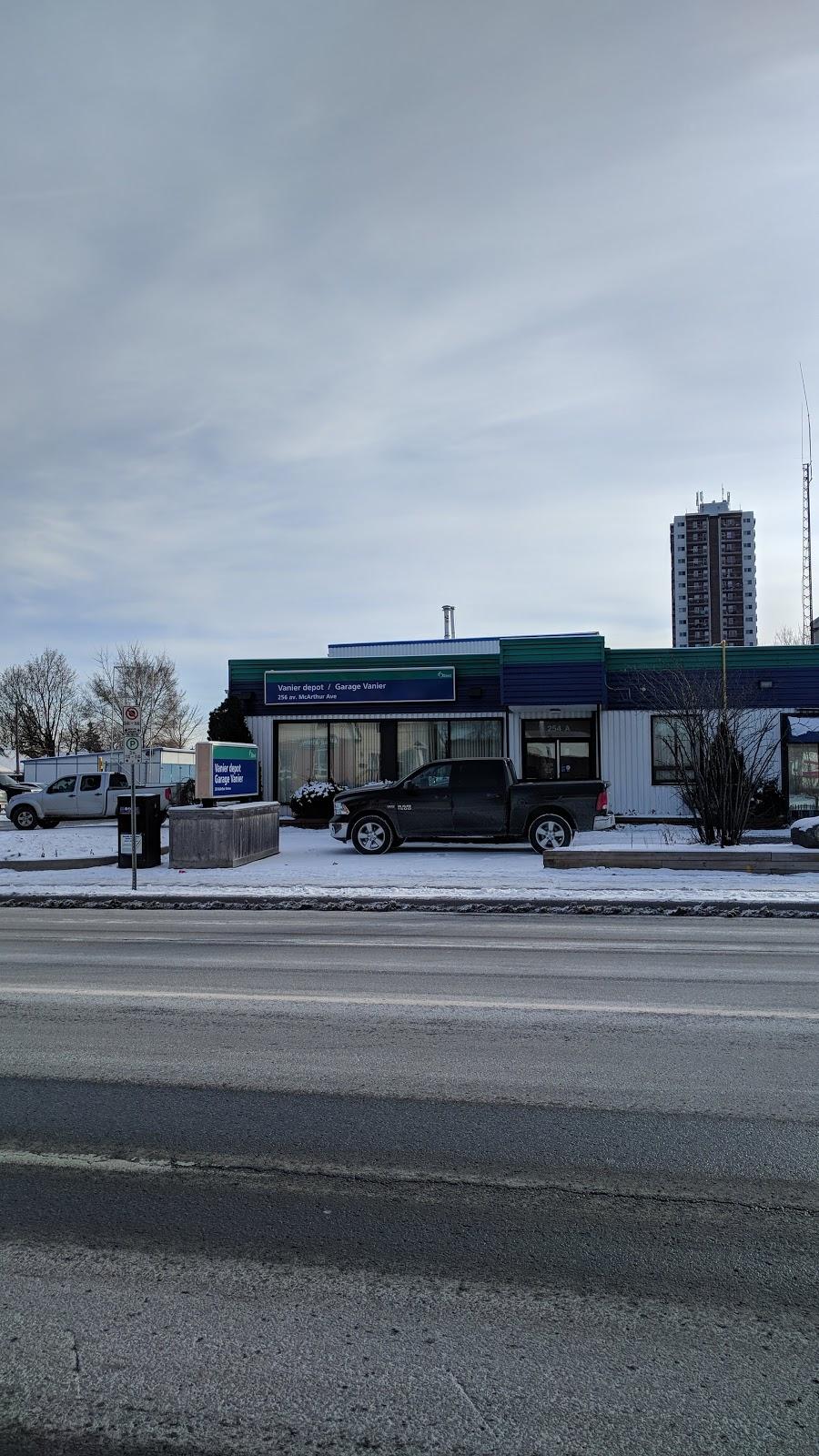 Vanier Depot Garage Ottawa Police | police | 256 McArthur Ave, Vanier, ON K1L 6P4, Canada