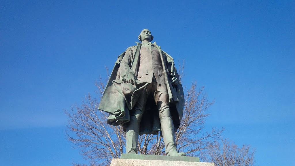 Edward Cornwallis Park   park   Hollis St, Halifax, NS B3H, Canada