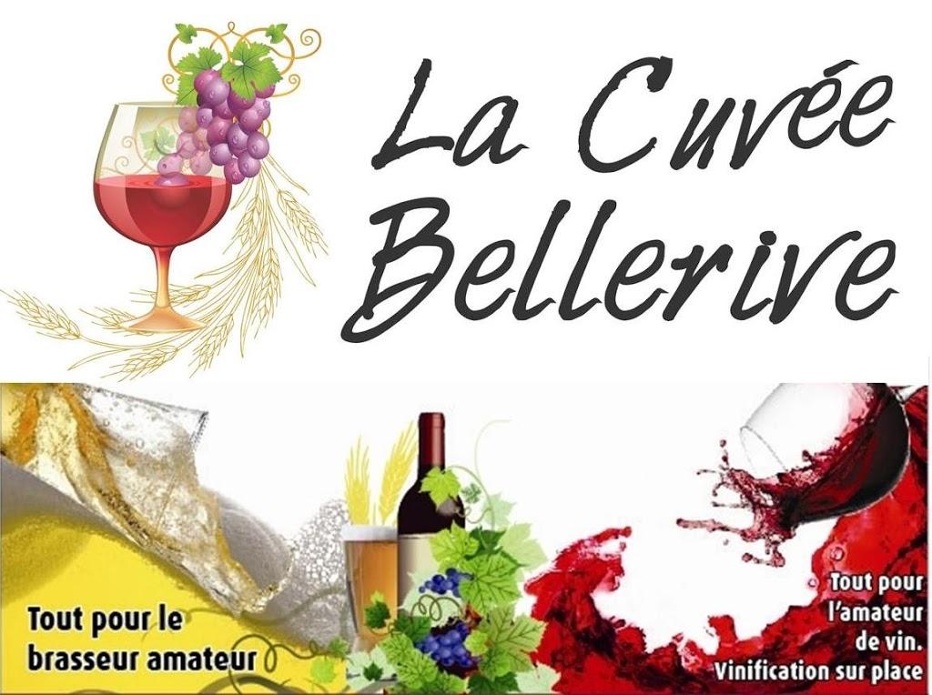 La Cuvee Bellerive | store | 1008 Boulevard du St Maurice, Trois-Rivières, QC G9A 3R3, Canada | 8193794643 OR +1 819-379-4643