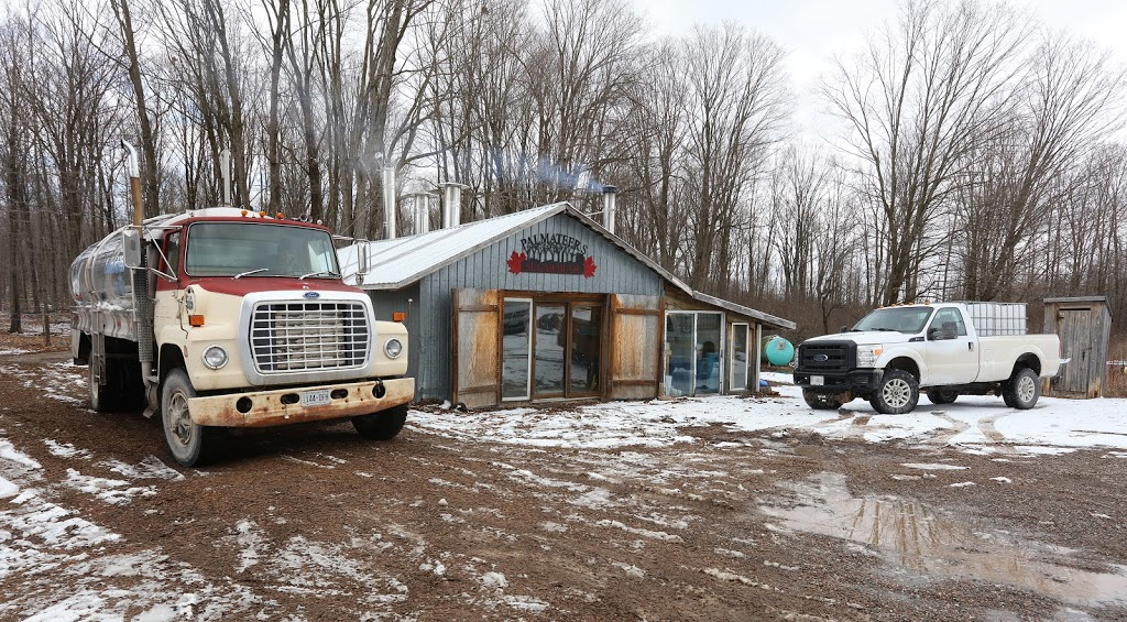 Palmateer Farms Maple Sugar Bush | restaurant | 1427 Crookston Rd, Tweed, ON K0K 3J0, Canada | 6139218385 OR +1 613-921-8385