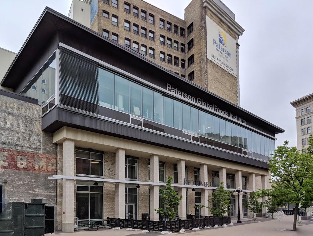 Paterson GlobalFoods Institute   university   504 Main St, Winnipeg, MB R3B 0T1, Canada   2046323960 OR +1 204-632-3960