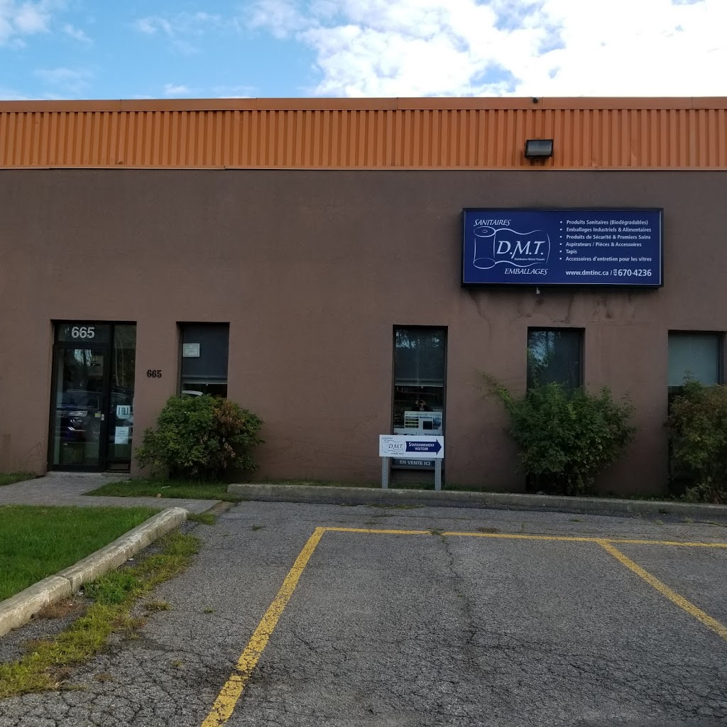 DMT | point of interest | 665 Boulevard Jean-Paul-Vincent, Longueuil, QC J4G 1R3, Canada | 4506704236 OR +1 450-670-4236