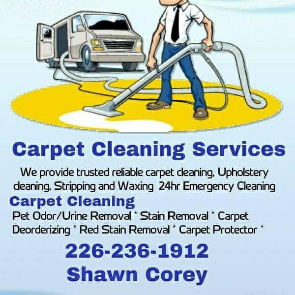 Coreys complete building maintance | laundry | South, London, ON N6B 1C4, Canada | 2262361912 OR +1 226-236-1912