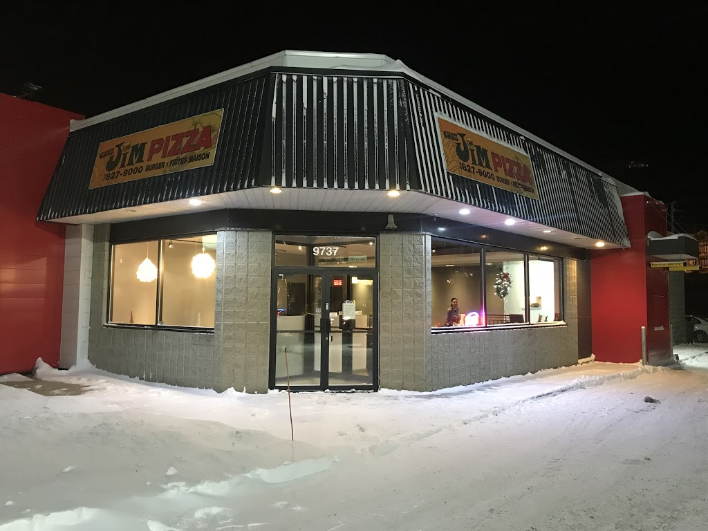 Chez Jim Pizza | restaurant | 9737 Boulevard Sainte-Anne, Sainte-Anne-de-Beaupré, QC G0A 3C0, Canada | 4188279000 OR +1 418-827-9000