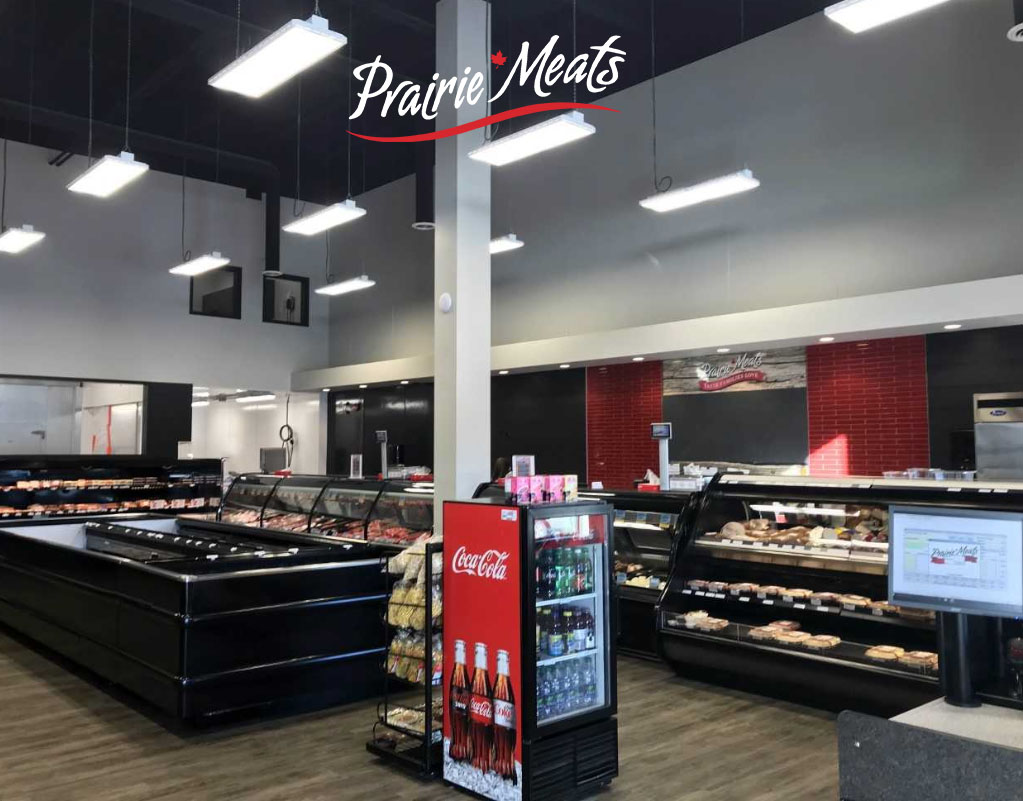 Prairie Meats Stonebridge   store   3230 Preston Ave S #60, Saskatoon, SK S7J 2G2, Canada   3069525939 OR +1 306-952-5939