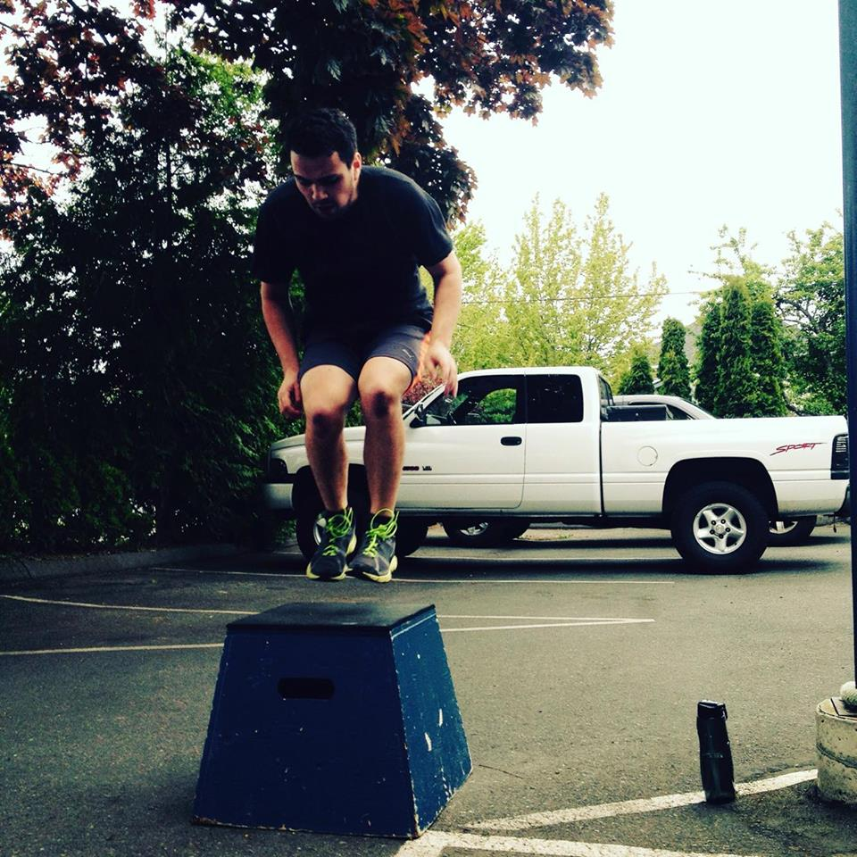 Blue Strength Fitness | health | 205 Simcoe St, Victoria, BC V8V 1K6, Canada | 2508183534 OR +1 250-818-3534