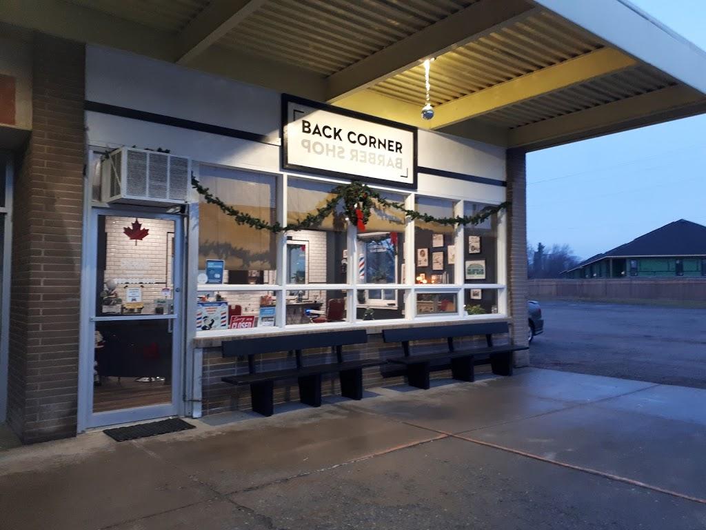 Back Corner Barber Shop   hair care   200 Fitch St, Welland, ON L3C 4V9, Canada   2896866913 OR +1 289-686-6913
