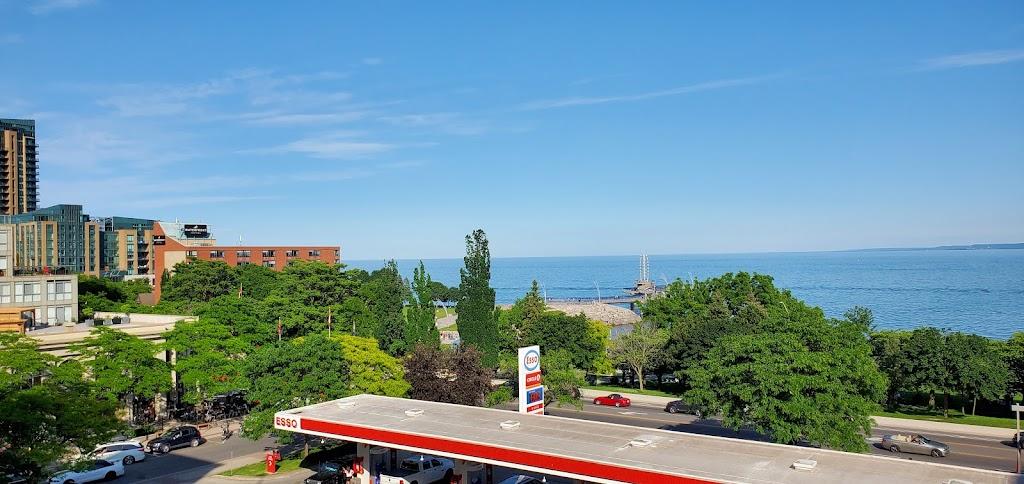 Waterfront Parking Garage   parking   414 Locust St, Burlington, ON L7S 1T7, Canada   9053357600 OR +1 905-335-7600