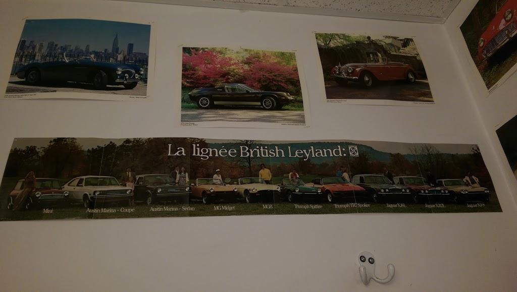 Pieces Anglaises Mario Boies | car repair | 3755 Rue Isabelle, Brossard, QC J4Y 2R2, Canada | 4504442900 OR +1 450-444-2900