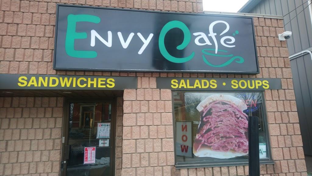 Envy Cafe | cafe | 127 King St, Burford, ON N0E 1A0, Canada | 5194493333 OR +1 519-449-3333