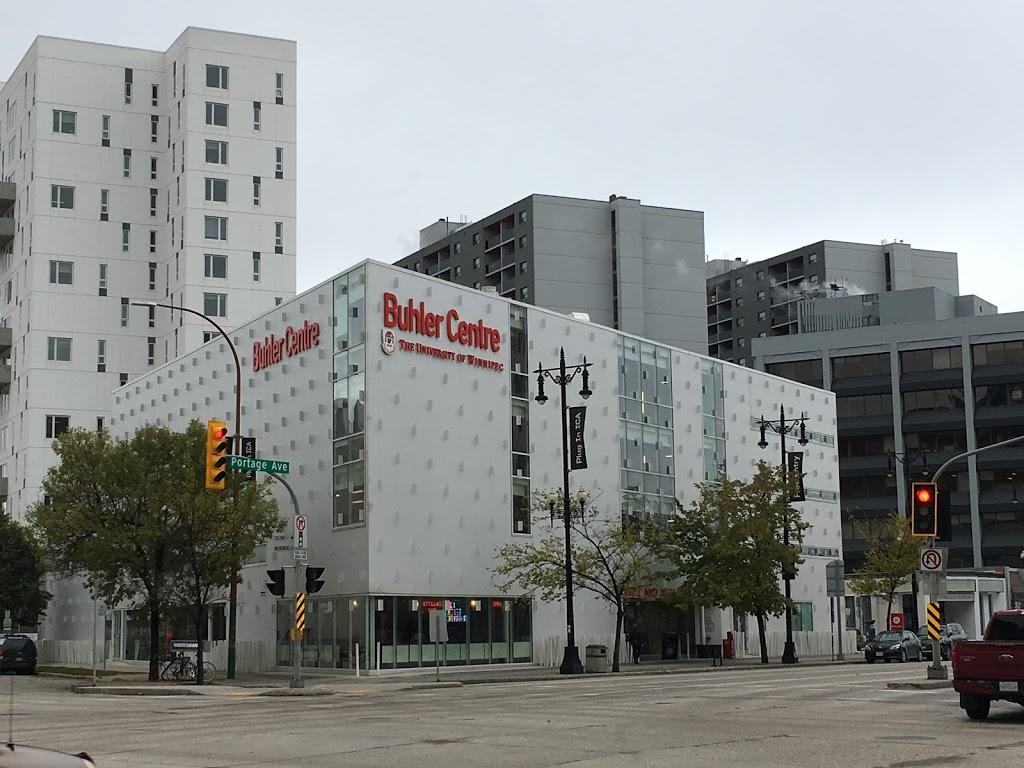 Buhler Centre | university | 460 Portage Ave, Winnipeg, MB R3C 0E8, Canada | 2049826633 OR +1 204-982-6633