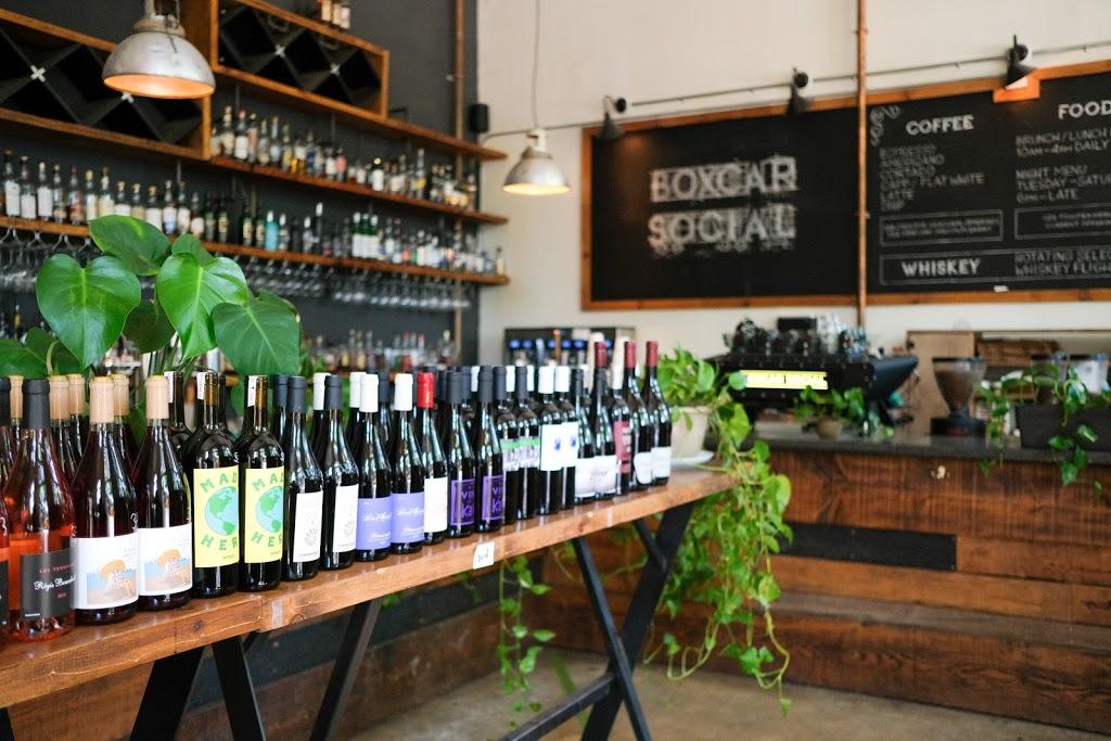 Boxcar Social | cafe | 4 Boulton Ave, Toronto, ON M4M 2J3, Canada | 8447269227 OR +1 844-726-9227