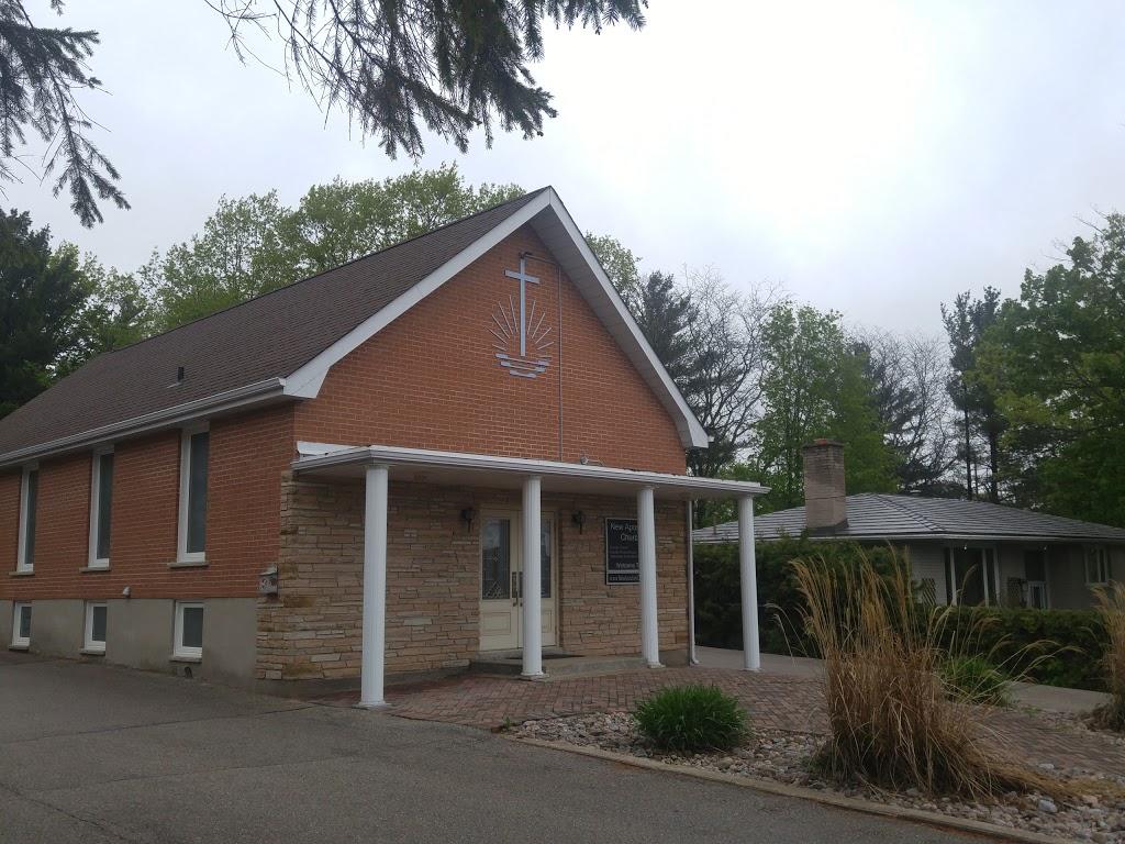 New Apostolic Church   church   110 Letitia St, Barrie, ON L4N 1P5, Canada   8666227828 OR +1 866-622-7828