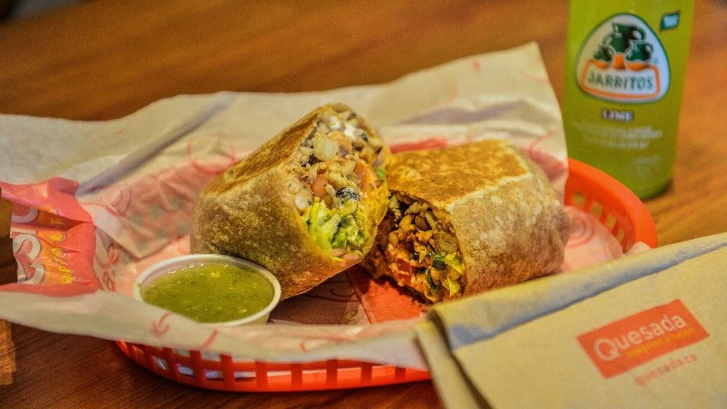 Quesada Burritos & Tacos | restaurant | 331 Bayfield St #3, Barrie, ON L4M 3C2, Canada | 7055038226 OR +1 705-503-8226
