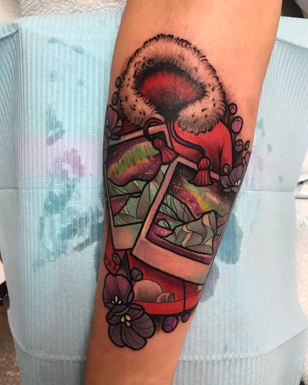 Darling Tattoos | store | 2590 Oxford St, Halifax, NS B3L 2T4, Canada