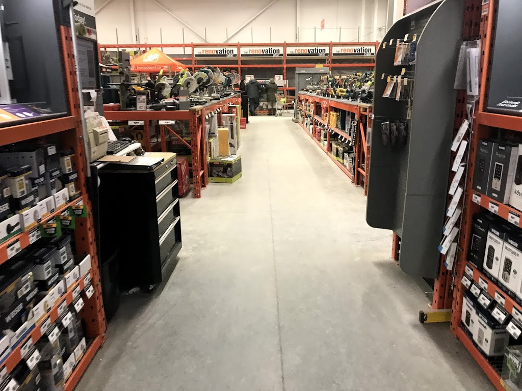 The Home Depot | furniture store | 1500 Marcus Dr, Sudbury, ON P3B 4K5, Canada | 7055252960 OR +1 705-525-2960