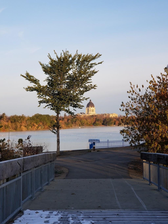 Pine Island   park   Pine Island Bridge, Regina, SK S4S, Canada