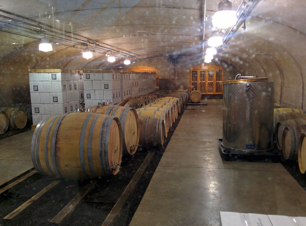 The Ridge at Closson Chase Vineyards | storage | 609 Chase Rd, Hillier, ON K0K 2J0, Canada | 6133991418 OR +1 613-399-1418